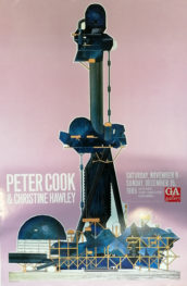 Poster Peter Cook