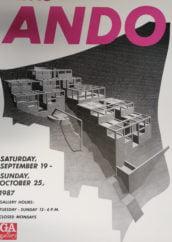 Poster Tadao Ando